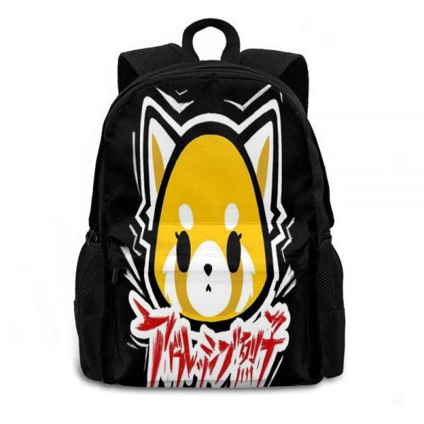 Aggretsuko Backpack 1 - Aggretsuko Merch