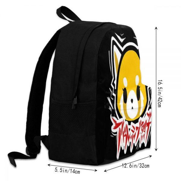 Aggretsuko Backpack 2 - Aggretsuko Merch