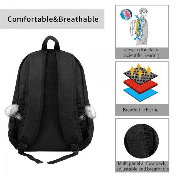 Aggretsuko Backpack 5 - Aggretsuko Merch