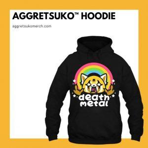Aggretsuko Hoodies