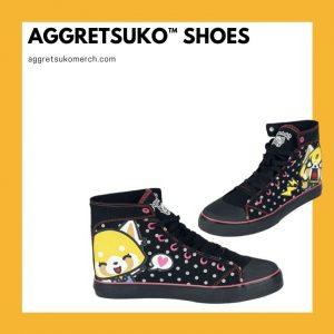 Aggretsuko Shoes
