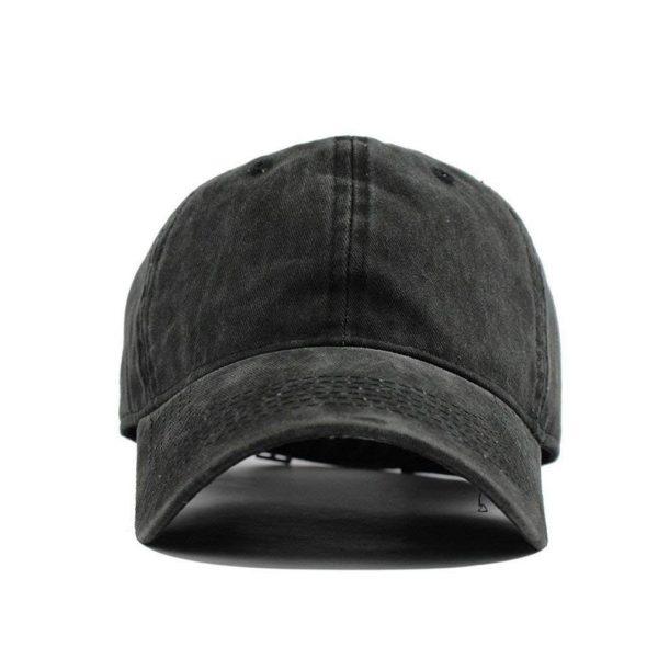 Aggretsuko Retsuko Baseball Caps Mens Womens Camping Adult Adjustable Trucker Dad Hats Cowboy Hat Casquette Black 1 - Aggretsuko Merch