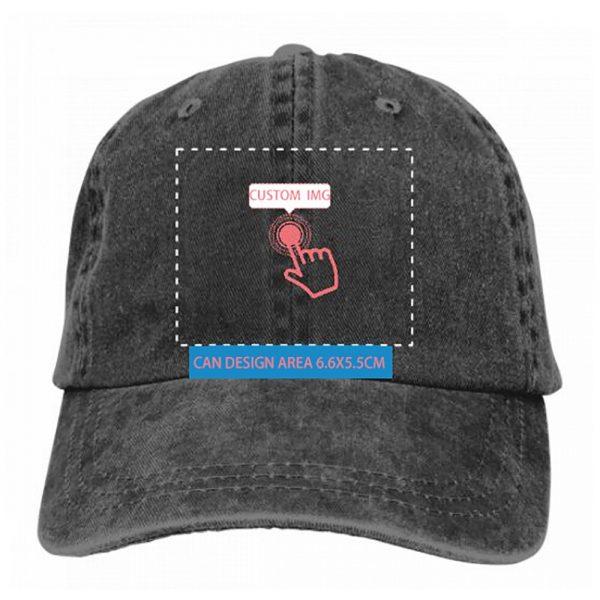 Aggretsuko Retsuko Baseball Caps Mens Womens Camping Adult Adjustable Trucker Dad Hats Cowboy Hat Casquette Black 5 - Aggretsuko Merch