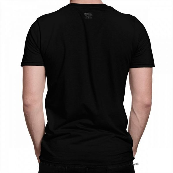 Funny Men T Shirt Aggretsuko Aggressive Retsuko Karaoke Rage Mood Short Sleeve Pure Cotton T shirt 2 - Aggretsuko Merch