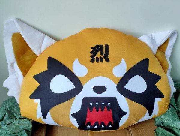Japan Aggretsuko Aggressive Retsuko Plush Toy Stuffed Doll Pillow Children Kids Gift 4 - Aggretsuko Merch