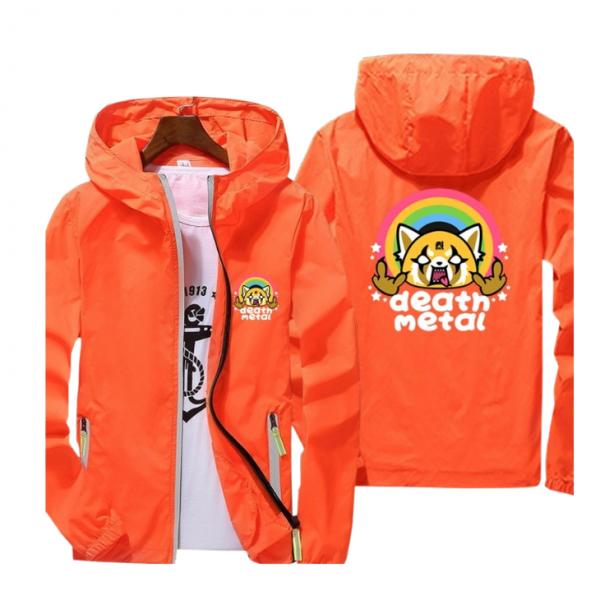 jacket 1 1 - Aggretsuko Merch