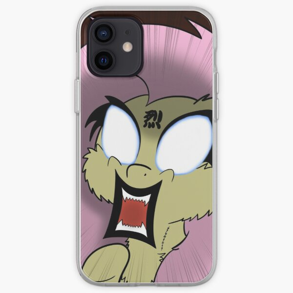 My Little Pony x Aggretsuko crossover - Aggreshy iPhone Soft Case RB2204product Offical Aggretsuko Merch