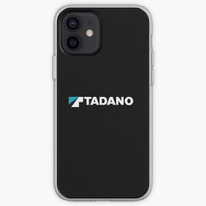 Tadano Best Logo iPhone Soft Case RB2204product Offical Aggretsuko Merch