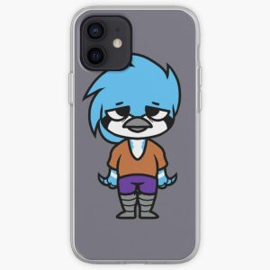 Aggretsona (Jaina) iPhone Soft Case RB2204product Offical Aggretsuko Merch