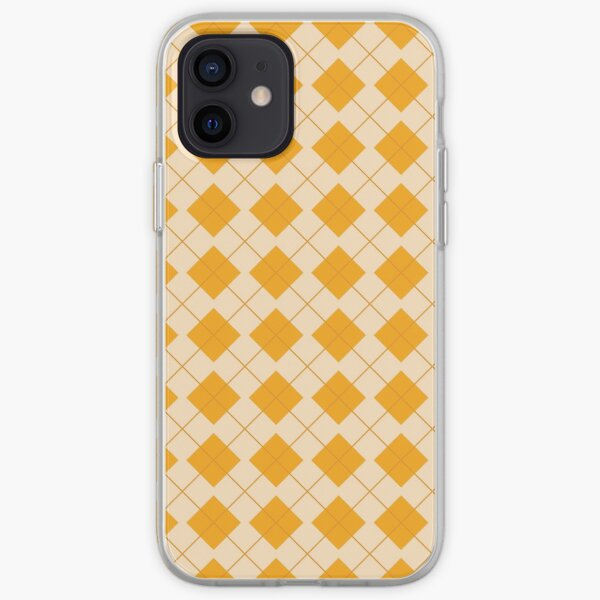 Aggretsuko bed pattern iPhone Soft Case RB2204product Offical Aggretsuko Merch