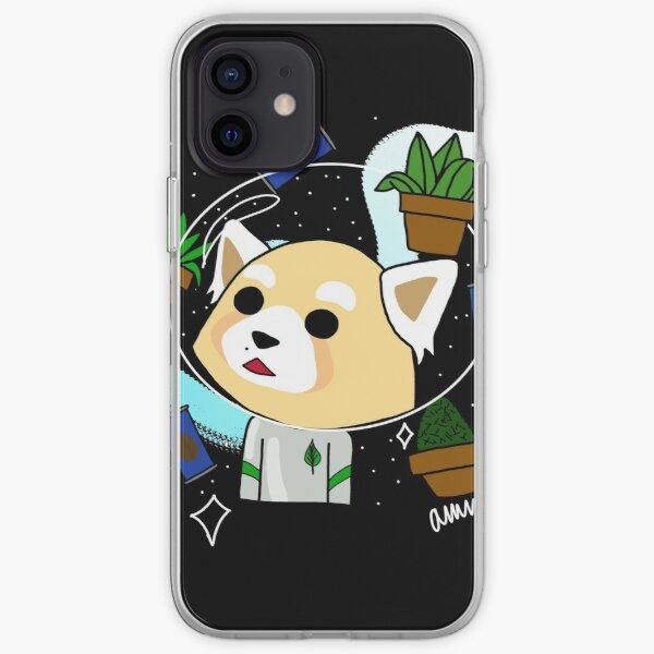Space Cadet iPhone Soft Case RB2204product Offical Aggretsuko Merch