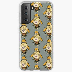 isabelle Samsung Galaxy Soft Case RB2204product Offical Aggretsuko Merch