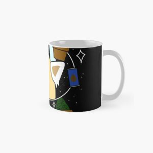 Space Cadet Classic Mug RB2204product Offical Aggretsuko Merch