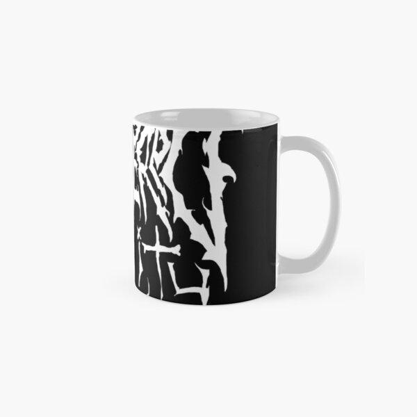 Splintered Reality Nerd Rock Logo Classic Mug RB2204product Offical Aggretsuko Merch