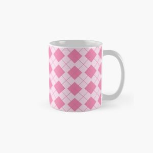 Aggretsuko in love bed pattern Classic Mug RB2204product Offical Aggretsuko Merch