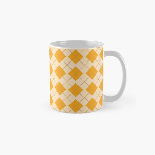 Aggretsuko bed pattern Classic Mug RB2204product Offical Aggretsuko Merch