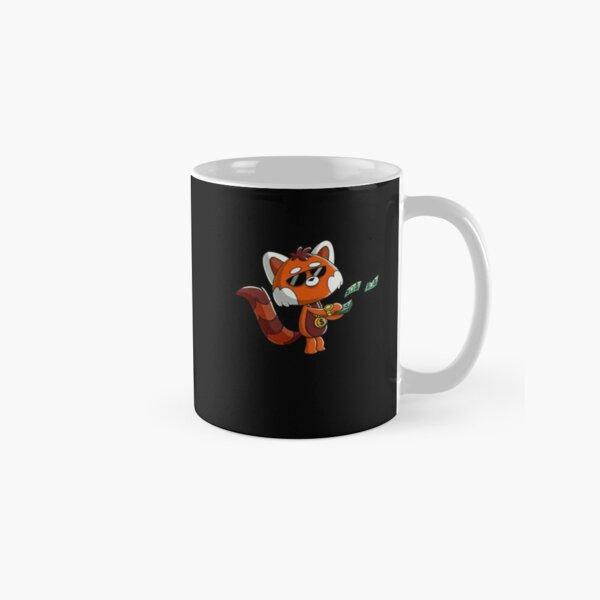 Cute Red Panda Buy yourself something nice Kawaii  Classic Mug RB2204product Offical Aggretsuko Merch