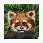 Red Panda Poster RB2204product Offical Aggretsuko Merch