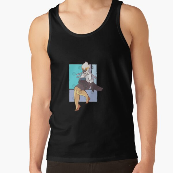 washimi  Tank Top RB2204product Offical Aggretsuko Merch