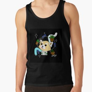 Space Cadet Tank Top RB2204product Offical Aggretsuko Merch