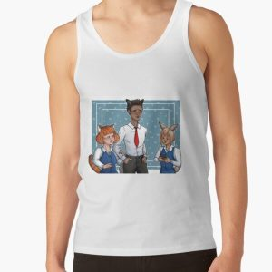 Break Time Tank Top RB2204product Offical Aggretsuko Merch