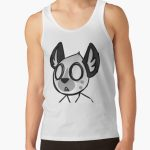 Aggretsuko Tank Top RB2204product Offical Aggretsuko Merch