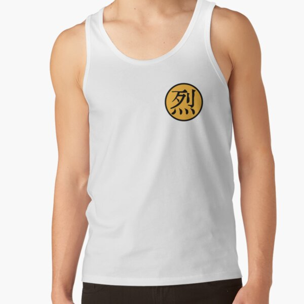 Aggretsuko forehead symbol/character Tank Top RB2204product Offical Aggretsuko Merch