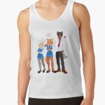 Aggretsuko! Tank Top RB2204product Offical Aggretsuko Merch