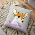 Sweet Tsunoda  Floor Pillow RB2204product Offical Aggretsuko Merch