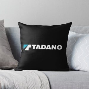 Tadano Best Logo Throw Pillow RB2204product Offical Aggretsuko Merch