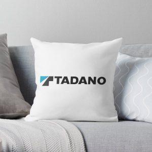 Tadano Logo Throw Pillow RB2204product Offical Aggretsuko Merch