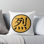 Aggretsuko forehead symbol/character Throw Pillow RB2204product Offical Aggretsuko Merch